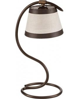 Table lamp ALBA brown Sigma 19107