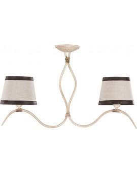 Ceiling lamp ETNA 2 cream 19206 Sigma