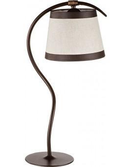 Table lamp ETNA brown 19207 Sigma