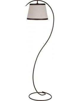 Floor lamp ETNA brown 19211 Sigma