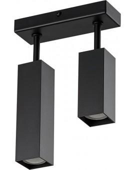 Ceiling lamp FAN SLIM 2 black 20418 Sigma