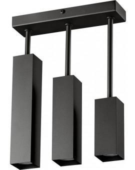 Ceiling lamp FAN SLIM 3 PROSTY black 20426 Sigma