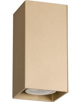 Ceiling lamp FAN SLIM 1 gold 20404 Sigma