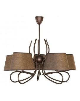 Ceiling lamp Chandelier SENSO CIEMNY Sigma 16301