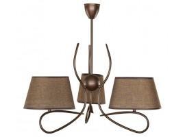 Ceiling lamp Chandelier SENSO CIEMNY Sigma 16302