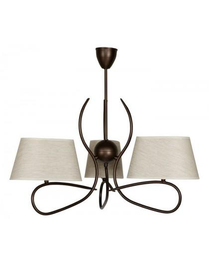 Ceiling lamp Chandelier SENSO JASNY Sigma 16310