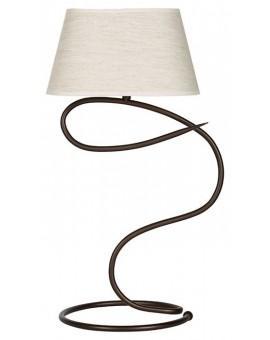 Tischlampe Nachtlampe SENSO Beige 1-flg 16315