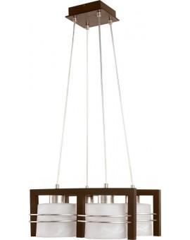 Ceiling lamp Hanging lamp CARLO WENGE Sigma 07002