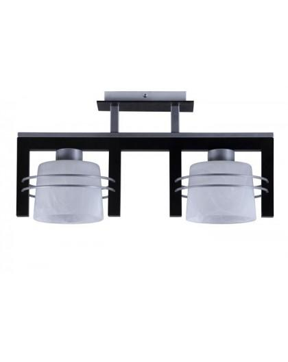 Ceiling lamp CARLO WENGE Sigma 07018