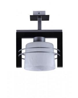 Ceiling lamp CARLO WENGE Sigma 07016