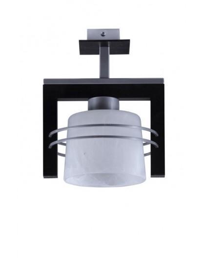 Deckenlampe Deckenleuchte CARLO Wenge 1-flg 07016