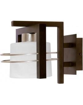 Wall lamp CARLO WENGE Sigma 07010