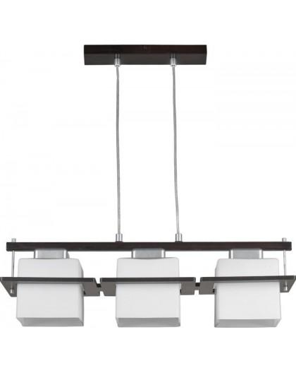 Ceiling lamp Hanging lamp DELTA WENGE Sigma 10702