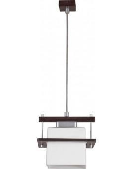 Deckenlampe Hängelampe DELTA WENGE 1-flg 10704
