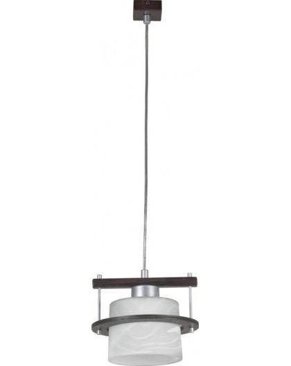 Lampa sufitowa wisząca KORSO WENGE 1Pł Sigma 11004