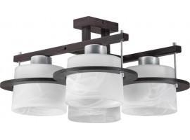 Ceiling lamp KORSO WENGE Sigma 11005
