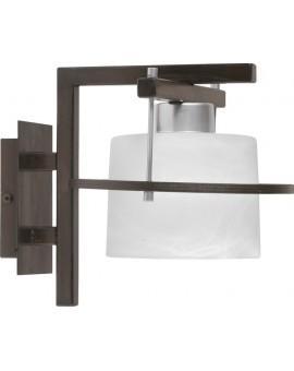 Wandlampe Wandleuchte KORSO WENGE 1-flg 11011