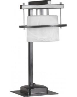 Tischlampe Nachtlampe KORSO WENGE 1-flg 11009