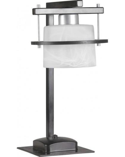 Lampa biurkowa KORSO WENGE 1Pł Sigma 11009