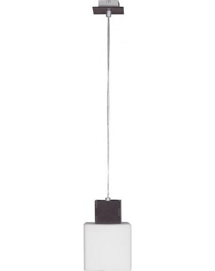 Deckenlampe Hängelampe Glas OSKAR WENGE 1-flg 13104