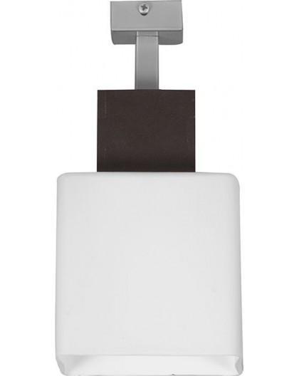 Lampa Plafon  OSKAR WENGE 1Pł Sigma 13108