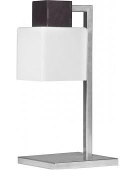Tischlampe Nachtlampe OSKAR WENGE 1-flg 13109