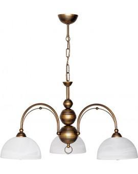 Lampa sufitowa Żyrandol PALOMA CLASSIC 3Pł Sigma 00902