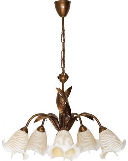 Lampa sufitowa Żyrandol TINA 5Pł Sigma 00501