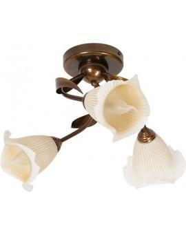 Lampa sufitowa Plafon klasyczny TINA 3Pł Sigma 00504