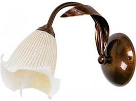 Wandlampe Wandleuchte klassisch TINA 1-flg 00505