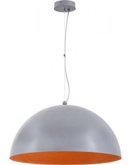 Lampe Hängelampe Mineralkomposit Modern Sfera 50cm 30116