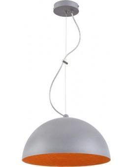 Lampe Hängelampe Mineralkomposit Modern Sfera 35cm 30122