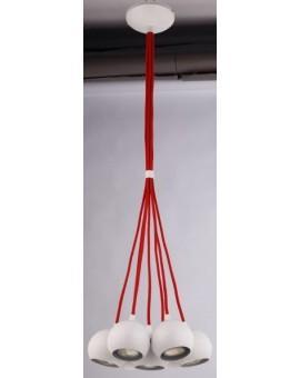 Hanging lamp ORION 7 KUL 32604 Sigma