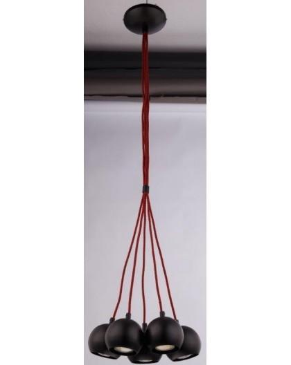 Hängelampe Deckenlampe Modern ORION höhenverstellbar 32607