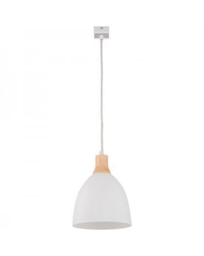 Deckenlampe Hängelampe Holz Metall LEO 1 30675