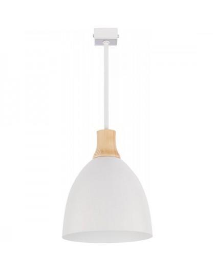 Deckenlampe Deckenleuchte Holz Metall LEO 1 30681