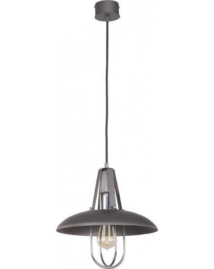 Hängelampe Deckenlampe Industrielampe LUKA 1-flg 30705