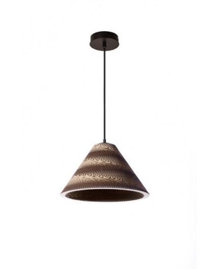 Moderne Hängelampe Deckenlampe Karton ARTE 1 30793