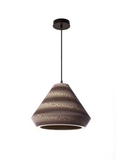 Moderne Hängelampe Deckenlampe Karton ARTE 2 30794