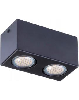 Lampa sufitowa Pixel New 2 czarny 32623 Sigma