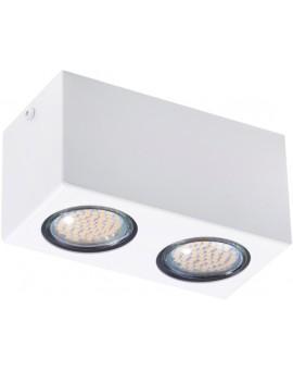 Lampe Deckenlampe Aufbauspot Spot Modern Design Pixel 1-flg Schwarz 18201