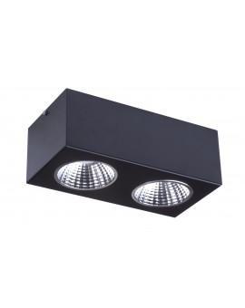 Lampa sufitowa NEX 2 CZARNY GU10 32631 Sigma