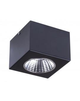 Lampa sufitowa NEX 1 CZARNY GU10 32629 Sigma