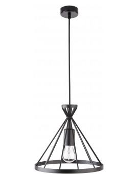 Lampa Nowum 1 zwis M czarny 30884 Sigma