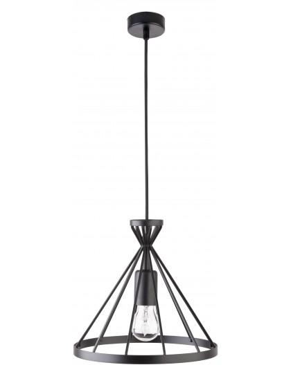Nowum 1 Hanging lamp M black 30884 Sigma