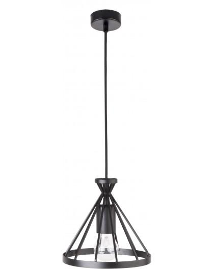Nowum 1 Hanging lamp S black 31010 Sigma