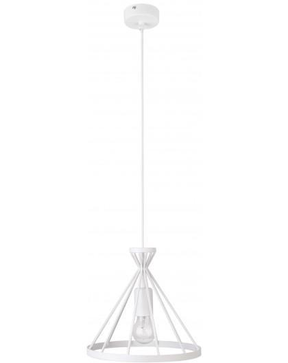 Lampa Nowum 1 zwis M biały 30890 Sigma