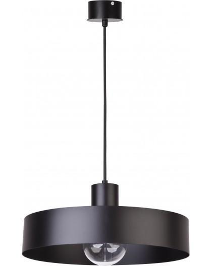 Rif 1 Hanging lamp L black 30895 Sigma