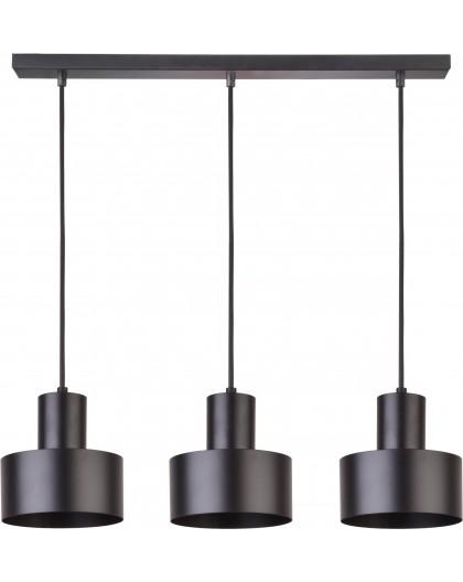 Rif 3 Hanging lamp black 30899 Sigma