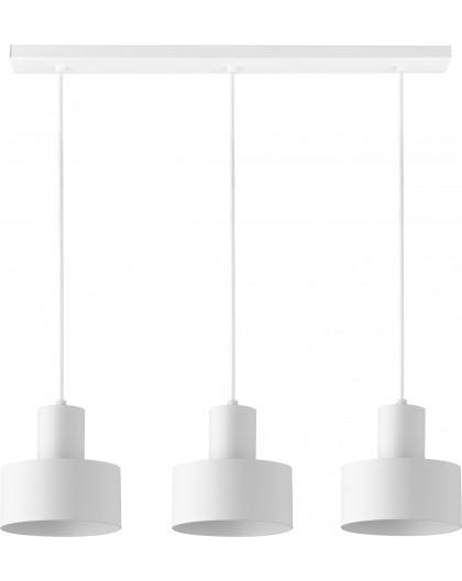 Lampa Rif 3 zwis biały 30905 Sigma